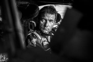 Sebastien Loeb discovers the Peugeot 2008 DKR