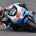 MotoGP: Alex de Angelis 'alert and conscious' in hospital