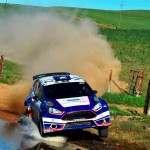 Whose surname will be mentioned first in Polokwane, final battleground of the 2015 SA National Rally Championship?