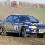 WRC: McRae colors to return with Subaru USA's Higgins