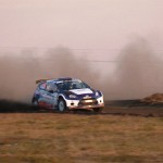 Polokwane Rally end day one overview