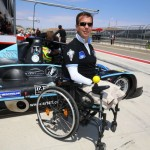 This Man Will Race Le Mans Despite Losing Both His Arms And Legs