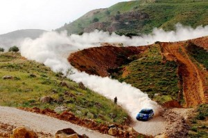 Jordan rally stage
