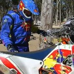 Spirited Potgieter revving to go for Dakar Rally