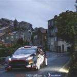 Corsica (WRC): Kubica tops rainy shakedown