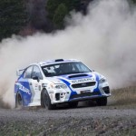 Antoine L'Estage and Alan Ockwell Dominate the Pacific Forest Rally‏