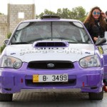 JORDAN RALLY SET FOR GIRL POWER