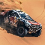 Tough rally debut for Loeb with Peugeot