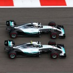 Lewis Hamilton wins third Formula 1 title, but Mercedes teammate Nico Rosberg is crying foul