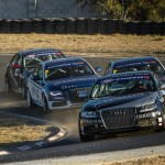 Penultimate round sees Audi racers the dominant force