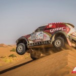Mini All4 Racing And Nasser Al-Attiyah Crowned Champions Of 2015 FIA Cross Country Rally World Cup