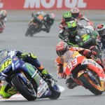 MotoGP Malaysia: Drama as Rossi takes down Marquez!