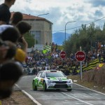 Skoda R5 debut in China and APRC