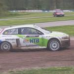 Marklund Motorsport Win FIA European Rallycross Championship With Tommy Rustad