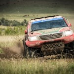 CASTROL TEAM TOYOTA ALL SET FOR ATLAS COPCO 450