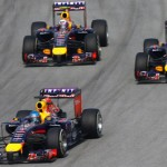 Rivals forcing Red Bull out – Newey