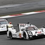Mark Webber and Porsche take third win running to top WEC standings