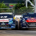 FIA Rallycross: Peugeot's Timmy Hansen Wins Turkey RX