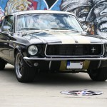 MUSTANGS SET TO STEAL THE THUNDER AT THE CLASSIC CAR SHOW