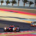 Absolute triumph for Russia's G-Drive Racing team at this year's World Endurance Championships