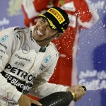Hamilton out to redress balance