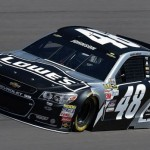Jimmie Johnson and Chevrolet win NASCAR Sprint Cup race in Texas