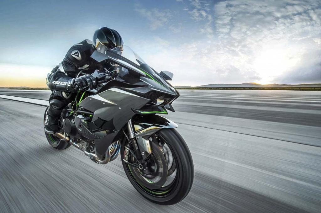 Kawasaki Ninja H2r Inside One Of The Worlds Fastest Motorcycles