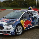 Teenager to set World RX age record
