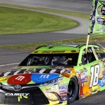 Adversity drove NASCAR champion Kyle Busch to excel on, off the track