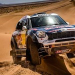 MINI announces global driver line-up for Dakar Rally
