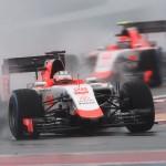 Manor F1 team shakes things up for next season