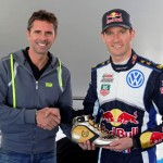 Golden shoes for Ogier and Ingrassia –
