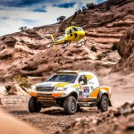 SOUTH RACING'S PETER JERIE WINS 2015 DAKAR SERIES AND TOPS POINTS IN CODESUR CHAMPIONSHIP