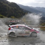 Rallye International du Valais: ERC: Breen denied victory after team tyre error