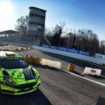 Rossi claims victory at Monza Rally
