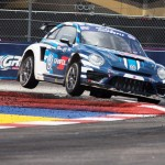 New champion in the Volkswagen Beetle: Scott Speed wins Global Rallycross title in the USA