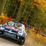 SS12: Ogier delayed by Neuville roll