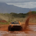 East Africa Classic Rally: Day 2  Dust, Long drives and ditches.