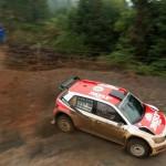 Škoda Fabia R5 wins in China rally