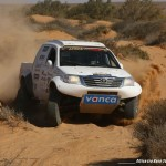 Gearing up for Africa Eco Race