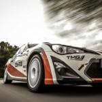 Meet Toyota's GT86 CS-R3