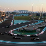 Abu Dhabi Gears up for Formula One Grand Prix