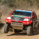CASTROL TEAM TOYOTA WRAPS UP CROSS-COUNTRY SEASON IN STYLE