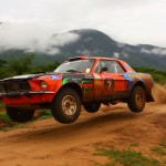 Duncan Bows Out of East Africa Classic Safari