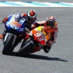 World champion Marquez alleges assault as row escalates