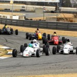 Big finish for the South African Single-Seater racers at Zwartkops