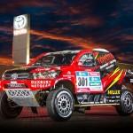 TOYOTA GAZOO RACING SA ALL SET TO TACKLE 2016 DAKAR RALLY