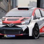 Toyota eyes three-car WRC return in 2017