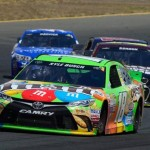 NASCAR: Toyota Could Steal Manufacturers Title In The Future