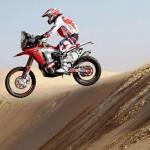 Dakar Bike Race: The Number 1 Plate up for grabs!